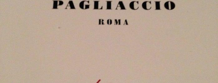 Ristorante Il Pagliaccio is one of Mangiare.