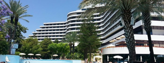 Rixos Downtown Antalya is one of Yerler - Antalya.