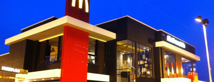 McDonald's is one of Makan @ Utara #12.
