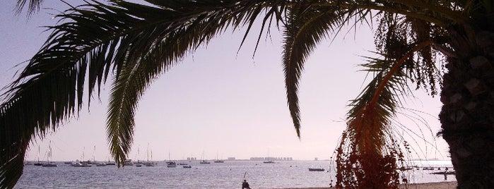 Mar Menor is one of Playas.
