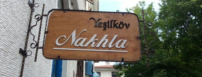 Yeşilköy Nakhla is one of Istanbul Shesha.