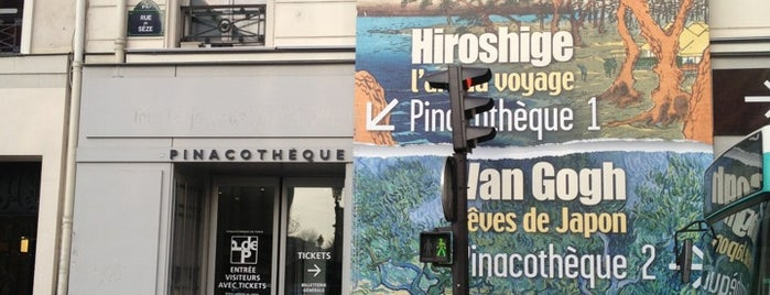 Pinacothèque de Paris – Espace Madeleine is one of HangOuts x Shops x Sport.