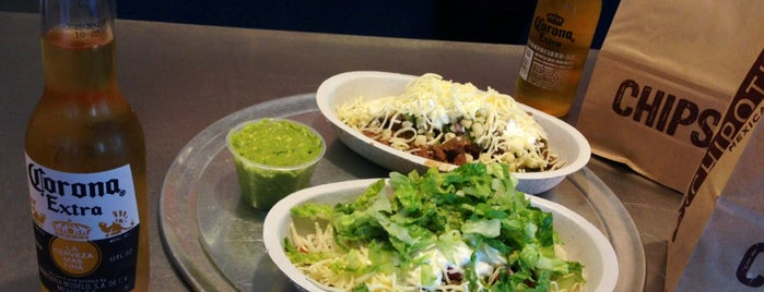 Chipotle Mexican Grill is one of Wishlist.
