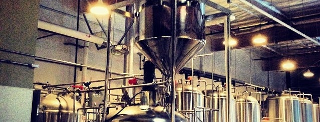 Rough Draft Brewing Company is one of Breweries - Southern CA.