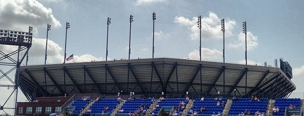 Louis Armstrong Stadium is one of Must-visit Arts & Entertainment in Flushing.
