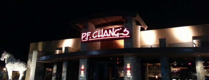 P.F. Chang's is one of Utter shit.