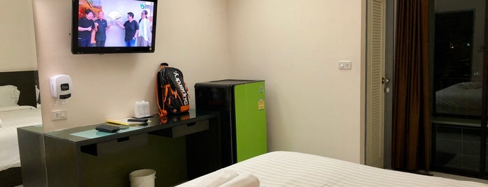 T3 House | UBON is one of Hotel.