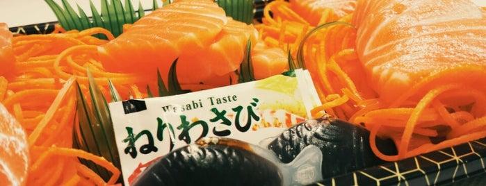 Top Sushi is one of Thai Vietnamesich und Japanisch.