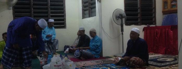 Surau taman silibin is one of zzz~.