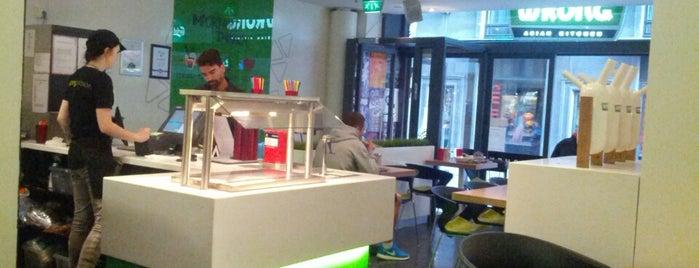 Wrong Asian Kitchen Keskusta is one of Helsinki & around.