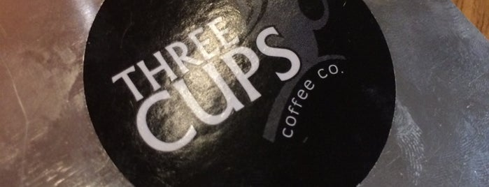 Three Cups Coffee Co. is one of Cafes To Visit!.