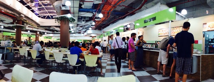 Courtyard Food Court is one of Awesome Food Places All Over.