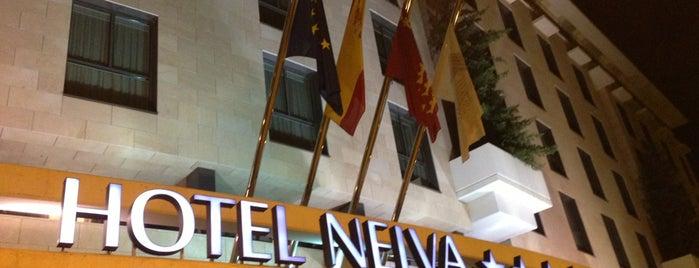 Hotel Nelva is one of España.