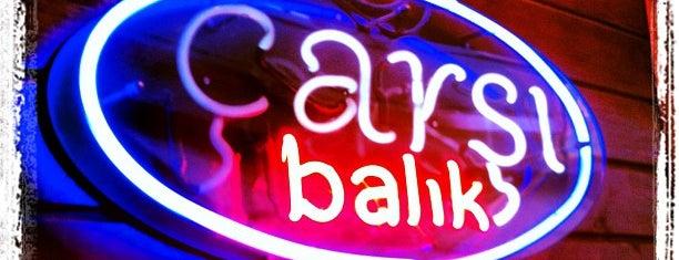 Çarşı Balık is one of Istanbul - Cafe&Restaurant.