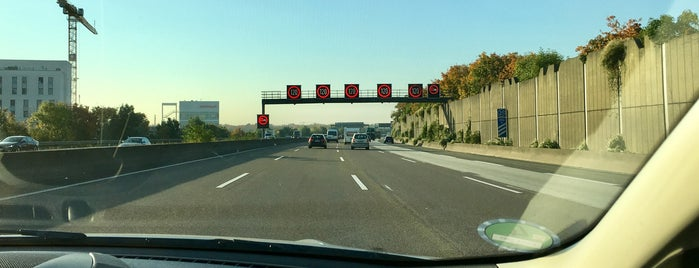 A5 is one of Autobahnen (DE).
