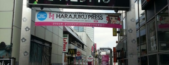 Harajuku is one of japan guide.