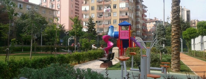 Ahmet Taner Kışlalı Parkı is one of Places You Can Go With Your Dog in Istanbul.