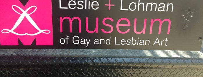 Leslie+Lohman Museum of Gay & Lesbian Art is one of Unusual Museums in Manhattan.