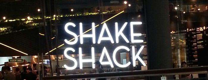 Shake Shack is one of Dubai Food 6.