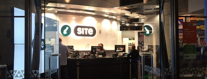 I-SITE Visitor Information Centre is one of 4sq special NZ.