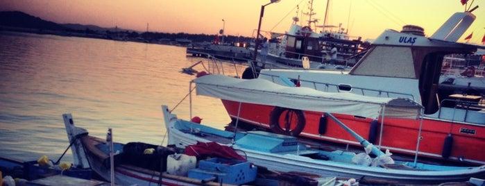 Cunda is one of Tarih/Kültür (Marmara).