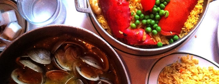 Sevilla Restaurant is one of Must-visit Food in New York.