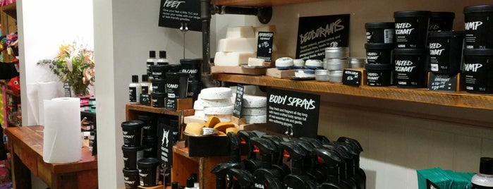 Lush is one of New York.