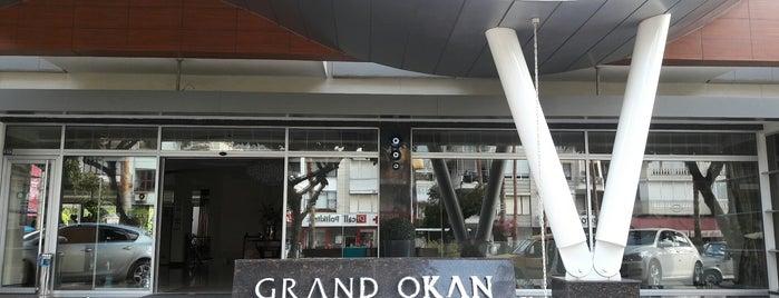 Grand Okan Hotel is one of Turkiye Hotels.