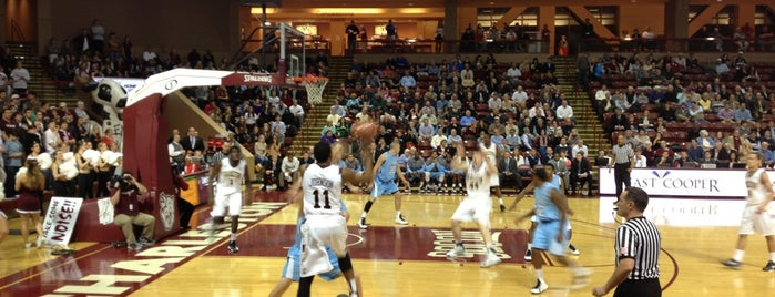 TD Arena, College of Charleston is one of College Basketball Venues.