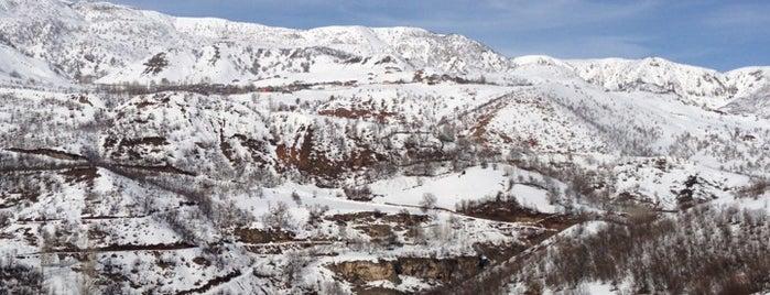Bingöl is one of Türkiye'nin İlleri.