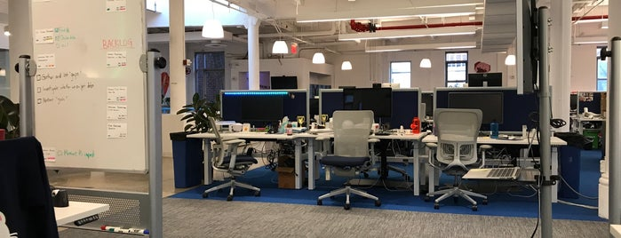 Intent Media HQ is one of Awesome NYC Startups.