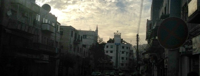 Downtown is one of Amman.