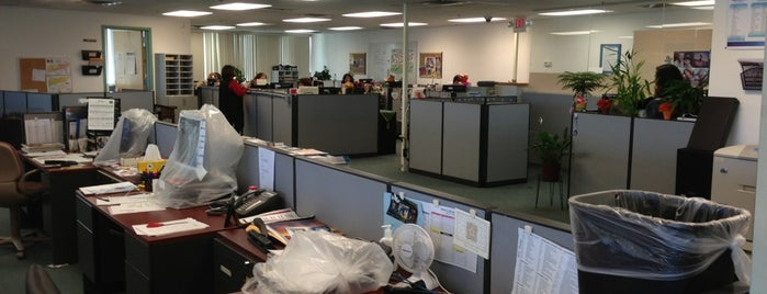 Newsday is one of Working.