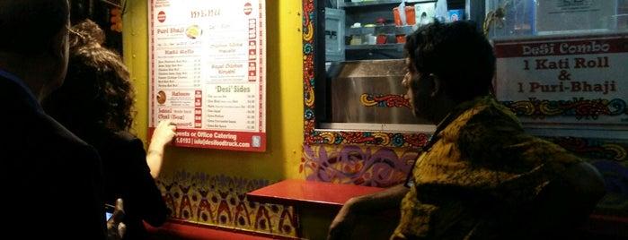 Desi Food Truck is one of NYC Food Trucks.