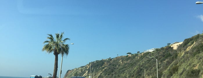 CA-1 (Pacific Coast Highway) is one of south bay beach cities.