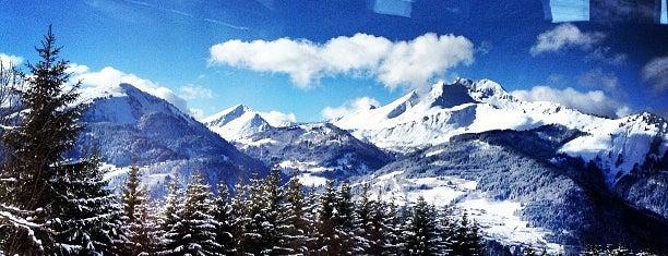 Morzine is one of Stations de ski (France - Alpes).