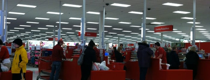 Target is one of My Places!.