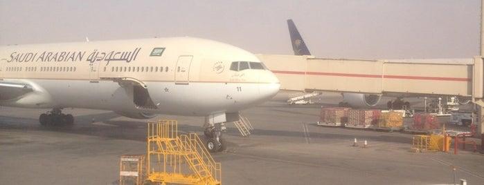King Khalid International Airport (RUH) is one of Tips List.