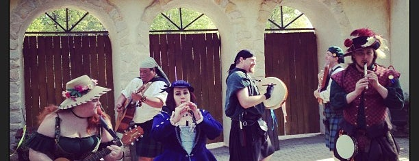 The Georgia Renaissance Festival is one of places.