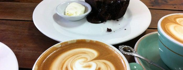 Hazel Hayes is one of Great Coffee in Hamilton.