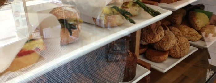 Grandaisy Bakery is one of NYC To-Do.