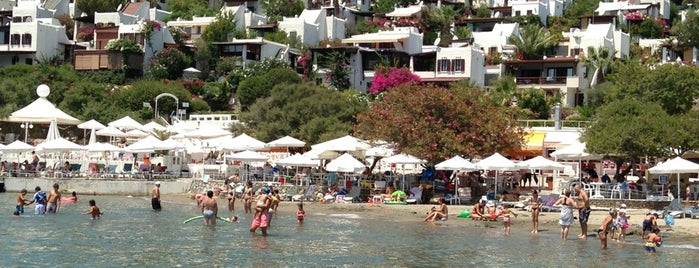 Aktur Plaji is one of Bodrum /TURKEY City Guide.