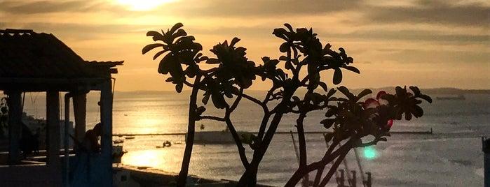 Santo Antônio Além Do Carmo is one of Lugares para curtir o pôr do sol em Salvador.