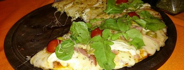 Las Piedras is one of Pizzerias.