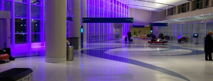 San Antonio International Airport (SAT) is one of Venue.