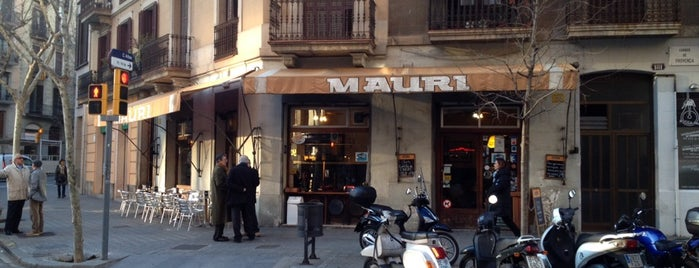 Mauri is one of Terrazas de Barcelona.