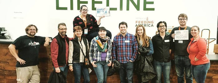 Food Lifeline is one of Seattle.