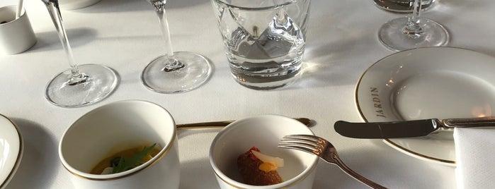 Restaurant Jardin is one of Guide to Knokke.