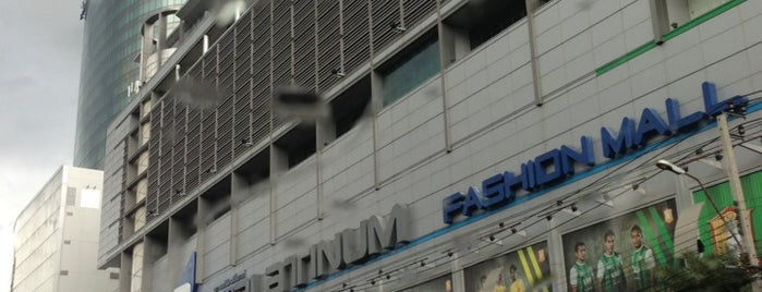 The Platinum Fashion Mall is one of Shopping mall.
