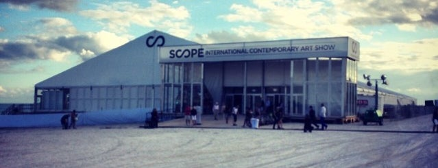 SCOPE Miami Beach is one of Cool things to do!.